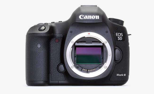 Canon Mark III DSLR