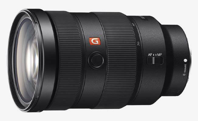 Sony 24-70mm f/2.8 GM Lens