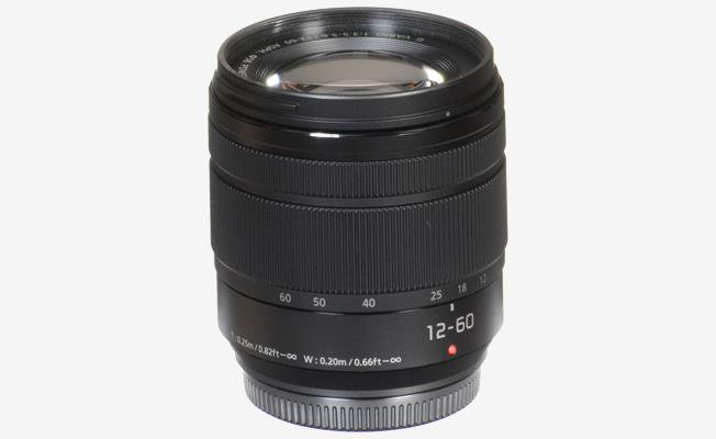 Panasonic Lumix 12-60mm Lens